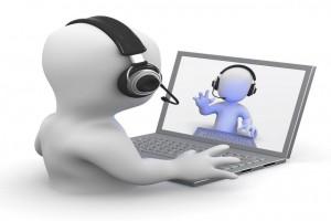 Hlasové služby - telefonování